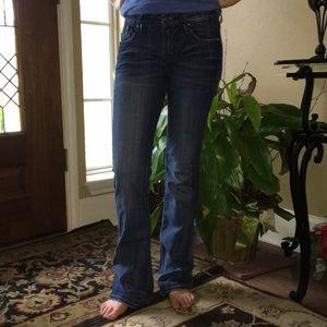 Vigors bootcut jeans size 26